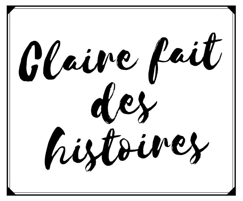 Claire fait des histoires